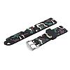 Ремешки для часов из силикона к Samsung Gear S3 Classiс/Frontier 22 мм Military, фото 3