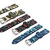 Ремешки для часов из силикона к Samsung Gear S3 Classiс/Frontier 22 мм Military, фото 2