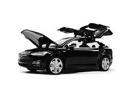 Машинка Testa Model X 100 Автопром 6603 Чёрный