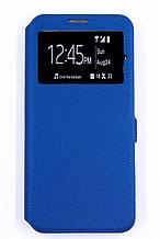Чeхол-книжка Dengos Flipp-Book Call ID для Oppo A73 Blue (DG-SL-BK-277)
