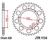 Зірка сталева передня JT Sprockets JT JTF1323.14SC, фото 2