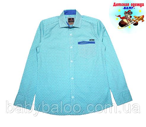 Рубашка для мальчика (6,7,8,9 лет), фото 2