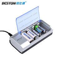 Универсальное зарядное устройство Beston BST-C821BW