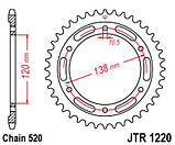 Звезда задняя стальная JT Sprockets JT JTR1220.36, фото 2