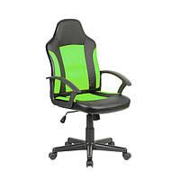 Геймерское кресло Zeus Tifton, черно-зеленый, фото 1