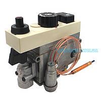 Газовий клапан 710 Minisit для котлів від 10-35 кВт, діапазон термоелемента З 40-90