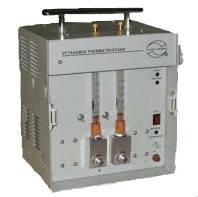 Установка УП 12 АС пневматическая 2-х канальная (21 литр/мин)