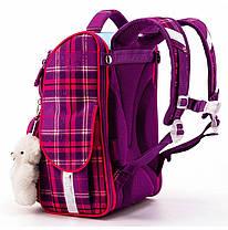 Рюкзак шкільний в 1-3 клас з ортопедичною спинкою для дівчинки Мишки Winner One 2041, фото 3