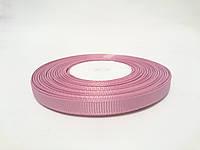 Репс лента 0,6см темно-розовая