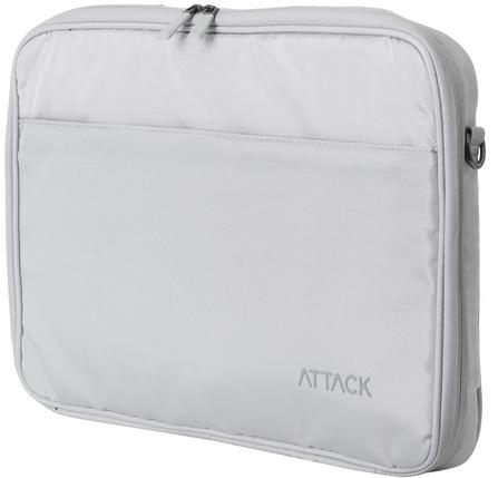 "Сумка для ноутбука 15.6"" Attack Universal, Gray, фото 2"
