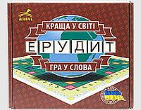 Настольная игра Эрудит (Скрабл, Scrabble)