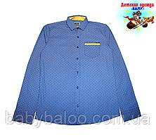 Рубашка для мальчика (13,14,15 лет)