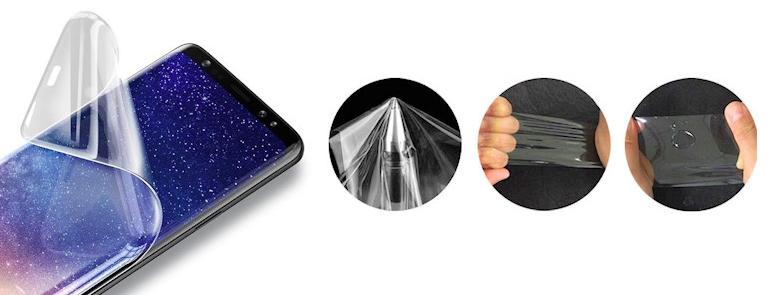 Защитная гидрогелевая бронепленка Profit Clear для Tecno Spark 5 Air, фото 2