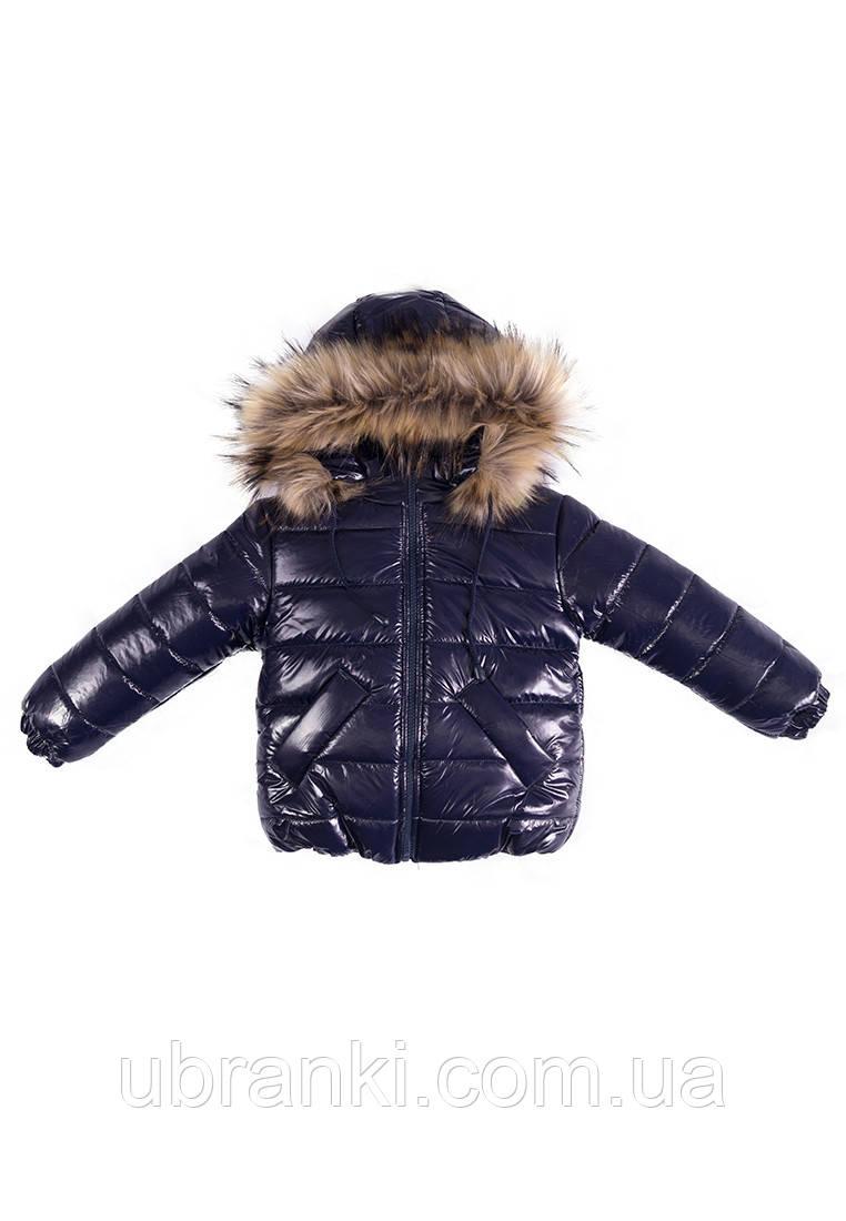 Куртка Малятко зимова для дівчинки