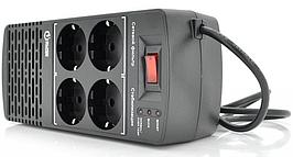 Стабилизатор напряжения релейный Europower EPX-604 600VA 300W, input:184~276V, output:220V±10%, 4 SH