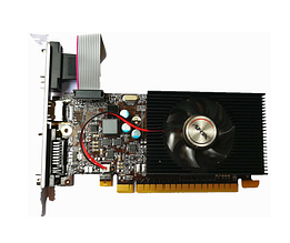 Видеокарта GeForce GT730, AFOX, 2Gb DDR3, 128-bit (AF730-2048D3L6)