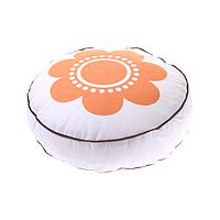 Cotton Living - Подушка круглая Flower Coral., фото 1