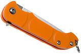 Ніж складний Ontario OKC Navigator Orange (8900OR), фото 3