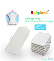 Супер-качественные микрофибровые вкладыши BabyLand