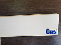 Плинтус напольный Cezar Hi-line Prestige 089M белый матовый