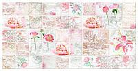 Панель листова декоративна ПВХ плитка Романтика