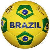 Мяч футбольный. Гриппи-5 BRAZIL