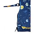 Детские варежки краги тепле на молнии Космос и планеты MaxiMo Германия Thinsulate 1,2,3,4,5,6 лет, фото 3