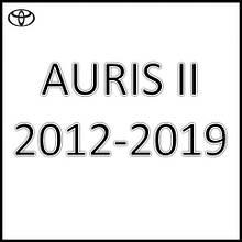 Toyota Auris II 2012-2019