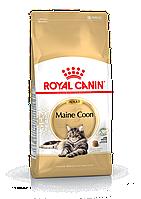 Royal Canin Maine Coon Adult, для дорослих кішок породи мейн-кун у віці від 15 місяців, 10 кг