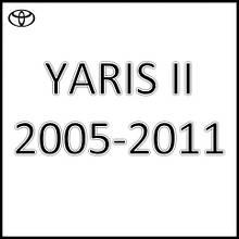 Toyota Yaris II 2005-2011