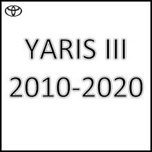 Toyota Yaris III 2010-2020