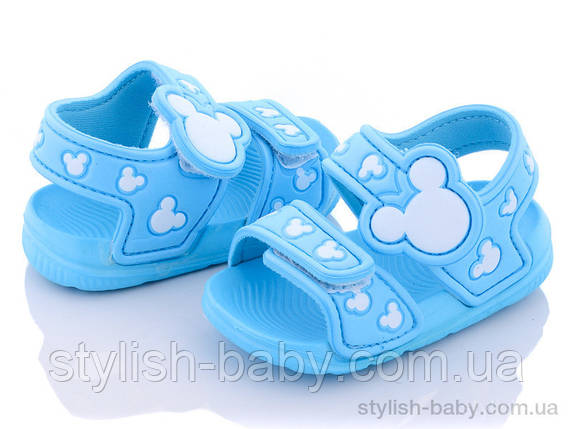 Детская летняя обувь оптом. Детские босоножки 2021 бренда Luck Line для девочек (рр. с 18 по 23), фото 2