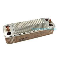 Теплообмінник ГВП Swep 16 пластин Chaffoteaux Nectra 2.23 / 2.28 61011164 A