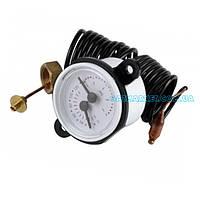 Термоманометр 0-4bar, 0-120*C Westen Energy, Baxi Eco  8922380 A