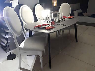 Стол обеденный Poliform 6025 Бетон