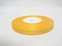 Лента репсовая 0,6см желтая
