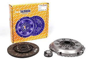 Комплект сцепления (для маховика с выступом) VW LT 2.5TDI 99- (d=240mm) AUTOTECHTEILE (Германия) 314 1006