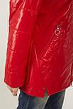 Куртка ТМ ALL POSA Ніцца червоний 50 (100464), фото 5
