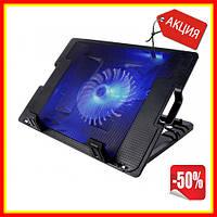 Охлаждающая подставка для ноутбука ErgoStand 339, эффективное охлаждение, универсальная подставка для ноутбука