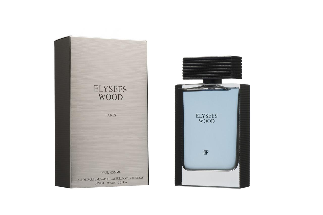 Туалетная вода для мужчин Elysees Wood 100 ml