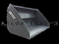 Ковш для телескопічного навантажувача 2,5 м³, фото 1