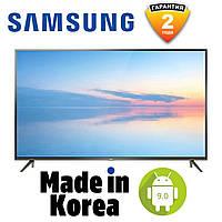 Smart tv UHD 4K Android 9.0 Телевизор Samsung 42 Смарт тв Самсунг WIFI T2 Гарантия Новинка 2020