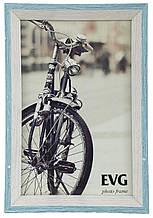 Фоторамка EVG DECO 10X15 PB73-2 White Blue 6467897, КОД: 1864486