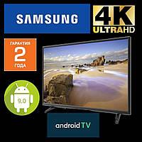 Новинка Samsung 42 Smart tv UHD 4K Android 9.0 WIFI T2 Телевизор Смарт тв Самсунг Гарантия