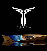 Дошка для приготування кальяну Totem Hookah - Board Edge Ocean Wave (Тотем), фото 1