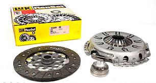 Комплект сцепления VW Lt 2.8 (96kw) LUK (Германия)  624 2391 00