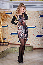 "Д3081 Платье ""Мустанг"" Турция размер 42-44, фото 3"