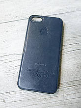 Противоударный кожанный чехол для Iphone 5 5S SE Senator