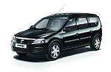 Авточехлы Dacia Logan MCV 2006- 5 мест (з/сп. цельная) EMC Elegant, фото 9