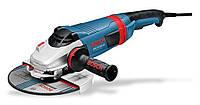 Угловая шлифовальная машина Bosch GWS 22-180 LVI Professional (0601890D00), фото 1